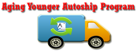 Aging Younger AutoShip Program